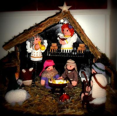 haken voor Kerst
